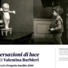 Conversazioni di luce. Fotografie di Mario Castagneri, Mario Crimella, Dino Zani
