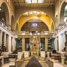 Parte da Torino la nuova vita del Museo Egizio del Cairo