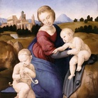La Madonna  Esterházy di Raffaello da Budapest a Palazzo Barberini