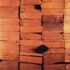 Alberto Burri, Grande legno G 59, 1959