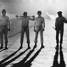 Stanley Kubrick. Arancia Meccanica Fotografie di Dmitri Kasterine