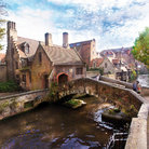 A spasso per Bruges con Pieter Aspe