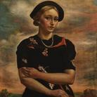 Giorgio de Chirico, Autunno,1935, Olio su cartone applicato su tela, 59.8 x 72.8 cm, Museo del 900, Milano