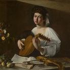 Michelangelo Merisi detto Caravaggio, Il Suonatore di liuto | Hermitage Photograph