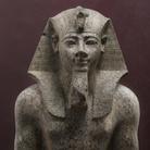 Ai Musei Vaticani arriva da Torino la statua di Amenhotep II