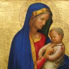 Masaccio, Madonna del solletico. L'eredità del cardinal Antonio Casini, principe senese della Chiesa