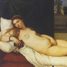 Tiziano. Venere di Urbino