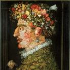 Giuseppe Arcimboldo, La Primavera, 1555-1560 circa, Olio su tavola, 56.5 x 68 cm, Monaco di Baviera, Bayerische Staatsgemäldesammlungen