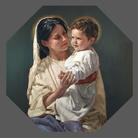 La Grazia e l'innocenza. Immagini di maternità divina e umana
