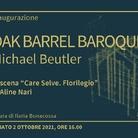 Michael Beutler. Oak Barrel Baroque