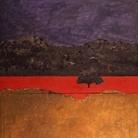 Carlo Mattioli, Papaveri in Versilia, 1974, Olio su tela, 119 x 115 cm, Collezione privata | Courtesy of Labirinto della Masone, Fontanello, Parma