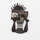 Gonçalo Mabunda, Untitled (Mask), 2018-2019, Mixed media | Foto: Nicola Gnesi