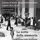 La notte della memoria a 70 anni dalla distruzione dei ponti di Firenze