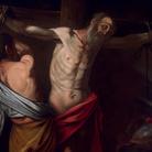 Michelangelo Merisi detto Caravaggio, Crocifissione di Sant'Andrea, Particolare, Olio su tela, 198 x 148.5, Londra, Collezione Spier (già Vienna, collezione Back-Vega)