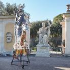 A Firenze la pittura del Rinascimento diventa performance di strada