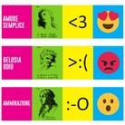 Charles Le Brun e gli Emoji | © grafica museale.com – lorenzogreppi.com | Courtesy of Museo Nazionale del Cinema, Torino