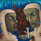 Tom Poelmans. The Hidden History / Danilo Stojanović. Mourning the Red Cactus