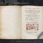 """""""Un immenso scandalo"""". Il caso della Lettera Apologetica del principe di Sansevero. Libri rari e contenuti digitali"""