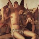 Pietà con tre angeli