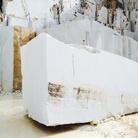 Carrara, Il blocco di marmo nella cava