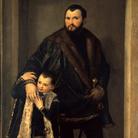 Paolo Veronese, Conte Iseppo da Porto, c.1552, Walters Art Museum, Baltimora e Galleria degli Uffizi, Firenze, Collezione Contini Bonacossi