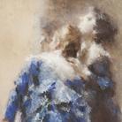 Tranquillo Cremona, Le curiose, 1878 circa, Acquerello ritoccato a guazzo, 50.4 x 32 cm, Codogno, Fondazione Lamberti