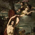 Carlo Bononi, San Sebastiano, 1622-23, Olio su tela, 160 x 250 cm, Cattedrale di Reggio Emilia| Courtesy of Cattedrale di Reggio Emilia e Palazzo dei Diamanti, Ferrara, 2017