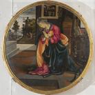 L'Annunciazione di Filippino Lippi da San Gimignano a Palazzo Marino