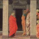 Maddalena che ascolta la predica di Cristo