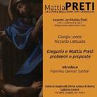 Incontri con Mattia Preti