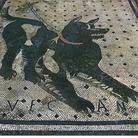 A Pompei torna a risplendere il mosaico del Cave Canem