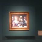 L'Ospite illustre - Bernardino Luini. Erodiade porta la testa di San Giovanni Battista a Salomè