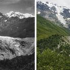 Sulle tracce dei ghiacciai, Alaska, Caucaso 1884-2011 | Mor von Dechy, 1884 - © Royal Geographical Society + Fabiano Ventura, 2011 - © Fabiano Ventura