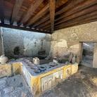 Apertura del termopolio della Regio V al Parco Archeologico di Pompei