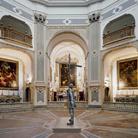 Jan Fabre a Napoli, tra coralli, l'omaggio a Bosch e un dialogo inedito con Caravaggio