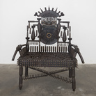 Gonçalo Mabunda, Untitled (Throne), 2018-2019, Mixed media | Foto: Nicola Gnesi