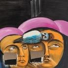 Entro dipinta gabbia. Enzo Cucchi, Enrico David