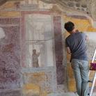 I dipinti di Stabiae rinascono grazie ai restauratori polacchi