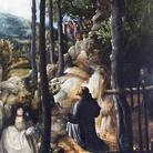 San Francesco riceve le stimmate di Filippo da Verona
