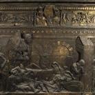 Il pulpito di Donatello riporta in superficie la foglia d'oro