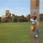 Tom Alberts. Observational Collage