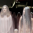 Vanessa Beecroft, VB74, Performance al MAXXI di Roma, 2014