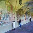 Nuova vita al Chiostro Grande di Santa Maria Novella. Restaurati gli affreschi cinquecenteschi
