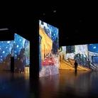 Immersione sensoriale nell'arte di Van Gogh