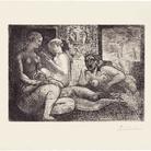 Picasso, capolavori incisori e litografici