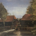 Vincent Van Gogh, Mulino ad acqua a Kollen vicino Neuen |Courtesy Noordbrabants Museum