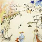 Salvador Dalí, Tauromachia surrealista, Giraffa in fiamme