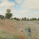Claude Monet (1840 - 1926), Campo di papaveri, 1873, Olio su tela, 50 x 65 cm, Parigi, Collection Musée d'Orsay