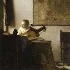 A Napoli La suonatrice di liuto di Vermeer