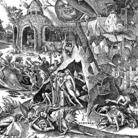 Alla Royal Library of Belgium il mondo in bianco e nero di Bruegel il Vecchio